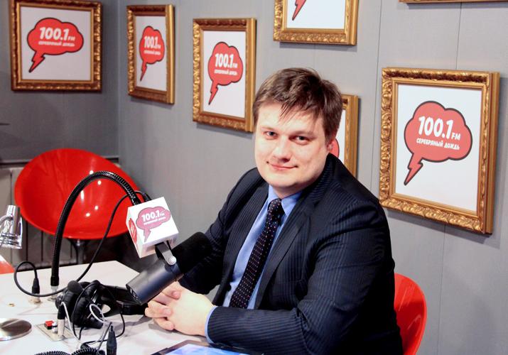 Адвокат Антон Жаров на Серебряном дожде