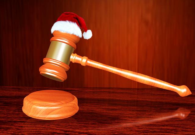 Правосудие по-новогоднему