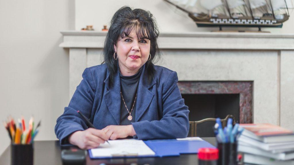 Финансовый координатор Мария Семёнова