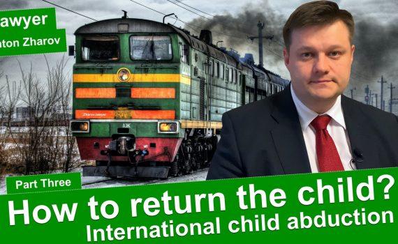 Международное похищение детей. Часть 3.