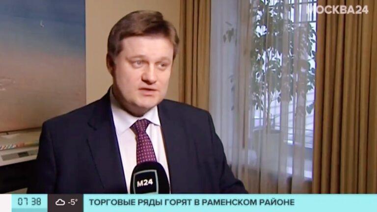 Адвокат Жаров в эфире телеканала Москва24