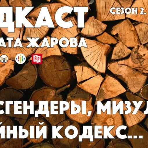 Подкаст адвоката Жарова №21
